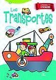 Transporte, Los - Aprendo Con Stickers
