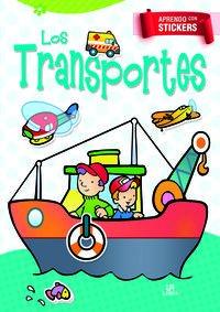 Los Transportes (Apendo con Stickers)