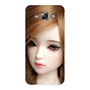 Lovely Doll Back Case Cover for Galaxy E7