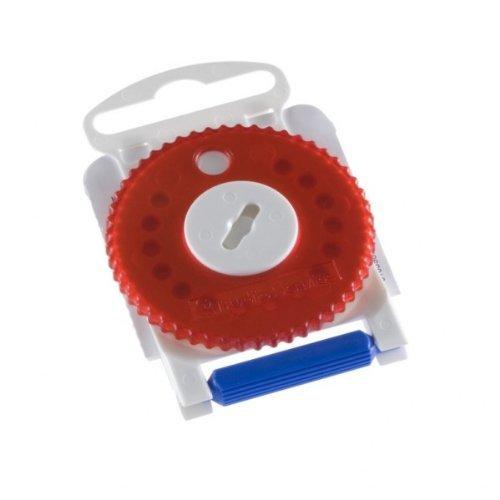 HF-3 Cerumen Filter für Hörgeräte (Rot - Rechts)
