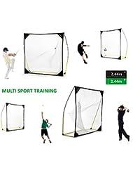 Quick Play Sport Filet de drive/chipping Portatif 244 x 244 cm