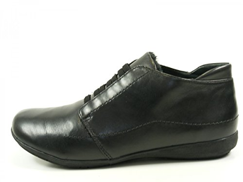 Josef Seibel 72543-VL971 Faye 43 Damen Schuhe Stiefeletten Boots Slipper Schwarz