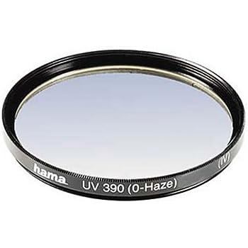 Hama UV- und Schutz-Filter, 8-fach Vergütung, Für 52 mm Foto-Kameraobjektive, HTMC, 390