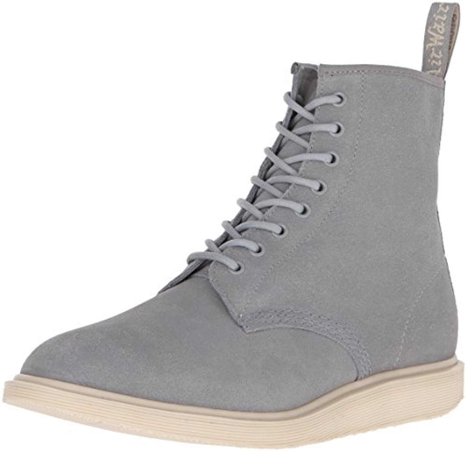 Dr. Martens Men's Whiton Hi Suede Waterproof Chukka Boot