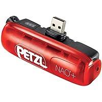Petzl Erwachsene NAO2 Bluetooth Akku für Die Nao +-Stirnlampe, Rot, One Size