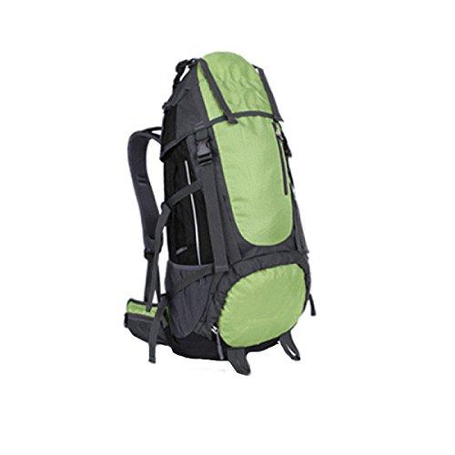 All'aperto Viaggi Backpacking Escursioni Viaggi Borse A Tracolla Green