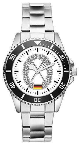 Soldat Geschenk Artikel Bundeswehr Heeresaufklärungstruppe Uhr 1197