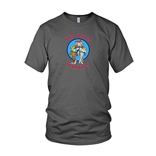 Los Pollos Hermanos - Herren T-Shirt, Größe: XL, Farbe: ()