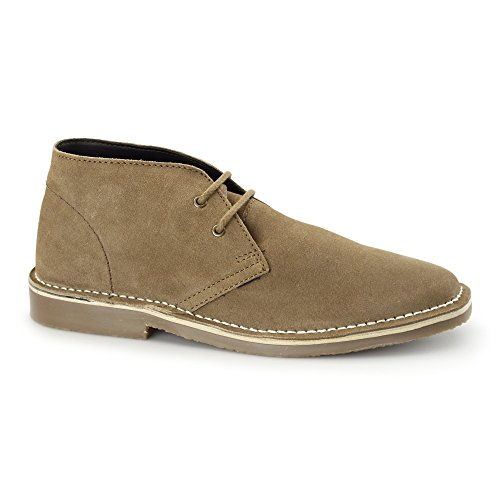 Roamer  M056BS, Desert boots homme Sand Real Suede