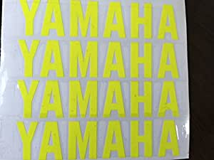 Yamaha felgenaufkleber x 4 jaune fluo sticker 20 cm x 4,5 cm/yZF r6 rN yZF r1 rN 01 04 09–rN-rN - 12–22 19 rN rN yamaha 1000ccm rJ03 leurre rJ05 leurre rJ09 rJ095 rJ11 rJ155 yamaha 600ccm rJ15 leurre de pêche