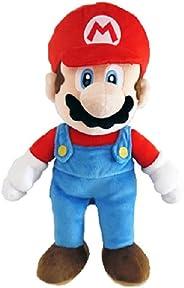 Nintendo BG Games - Peluche Super Mario, 25 cm, Multicolor (Together Plus 5016743103040)