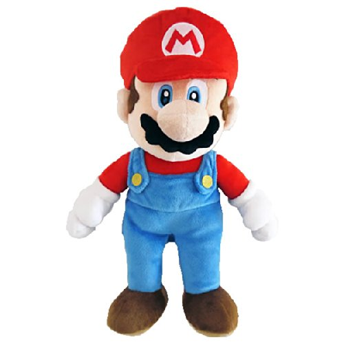 BG Games Peluche Super Mario, 25 cm, multicolor (Together Plus 5016743103040)