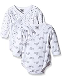 Care Baby -Langarm-Wickelbody im 2er Pack