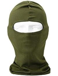 Naisidier Máscaras Gorra de Cuello Cabeza pasamontañas Microfibra Sombreros  Tubo Máscara Facial Resistente al Viento y 7ec9ac5e477