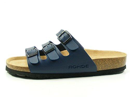 Rohde Alba 5618 Tongs Femme Blau