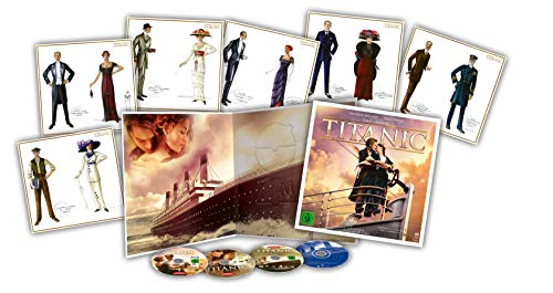 Titanic Special Collectors Edition inkl. 6 Art Cards [Blu-ray]