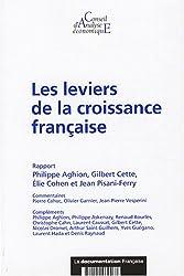 Les leviers de la croissance française (CAE n.72)