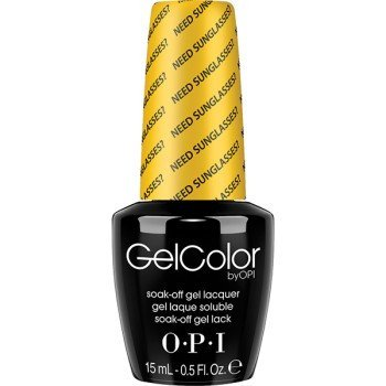 OPI - Pastel GelColor - Need Sunglasses? - PASTEL COLLECTION 2014 - GC104