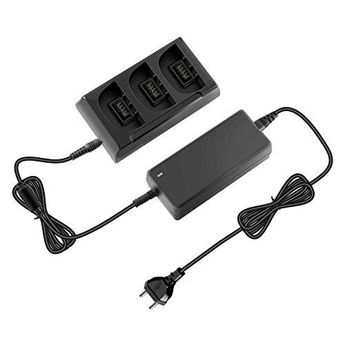 3 en 1 Chargeur de batterie pour drone parrot bebop 2 / FPV power batterie, peut charger pour 3pcs...