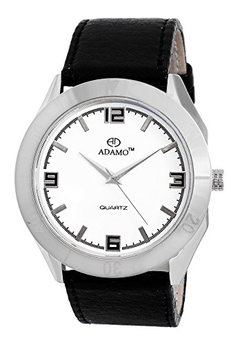 ADAMO SHINE Mens Gents Wrist Watch AD44SL01