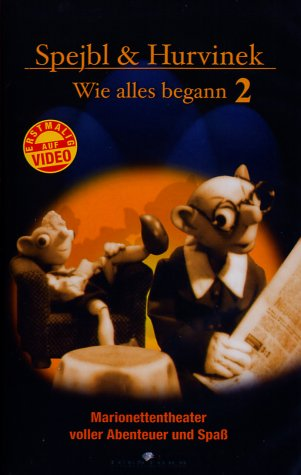 Preisvergleich Produktbild Spejbl & Hurvínek - Wie alles begann 2 [VHS]
