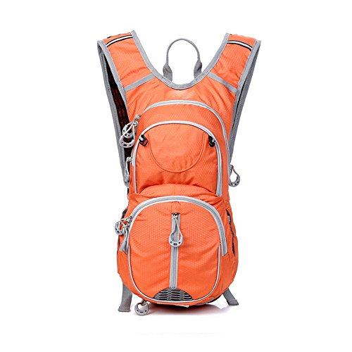 Imagen de txj  deportiva impermeable para ciclismo, viajes, acampada, senderismo, actividades al aire libre naranja  alternativa