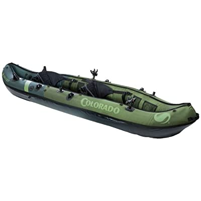 """Sevylor Coleman Coloradoâ""""¢ 2-Person Fishing Kayak by The Coleman Company, Inc."""