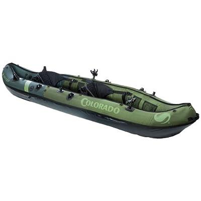 Sevylor Coleman Colorado™ 2-Person Fishing Kayak by The Coleman Company, Inc.