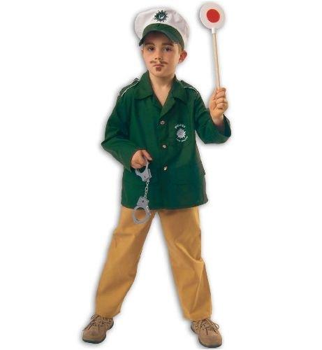 KOSTUEM POLIZIST M. MUE 140 (Kostüme Mädchen Polizist)
