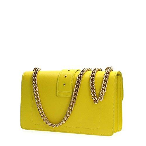 Pinko , Sac à main pour femme jaune jaune yellow