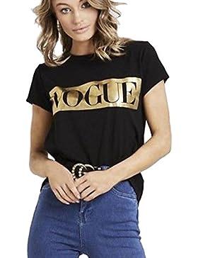 Janisramone -  T-shirt - Maniche corte  - Donna