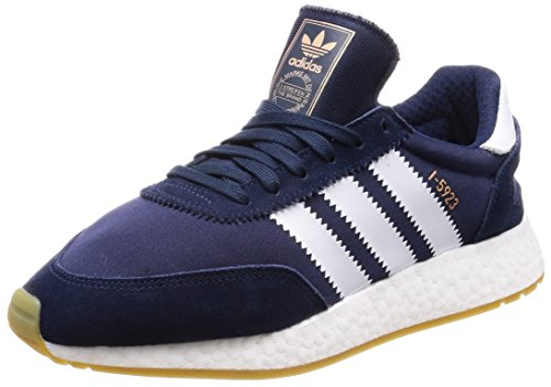 cheap for discount 5fb28 327da adidas Iniki Runner, Sneakers Basses Homme, Bleu (Collegiate Navy Footwear  White