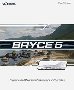 Corel Bryce 5 englisch