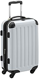 HAUPTSTADTKOFFER - Alex- Carry on luggage On-Board Suitcase Bag Hardside Spinner Trolley 4 Wheel Expandable, 55cm, white (B00518MGS0) | Amazon price tracker / tracking, Amazon price history charts, Amazon price watches, Amazon price drop alerts
