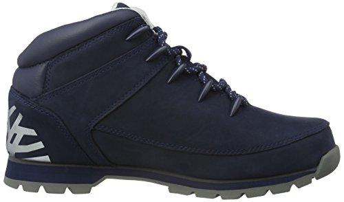 Timberland Euro Sprint Hiker, Bottes Chukka Homme Blau (Black Iris Nubuck)