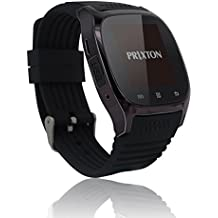 "Prixton swb16 - Smartwatch de 1.44"" (Bluetooth, iOS, Android) color negro"