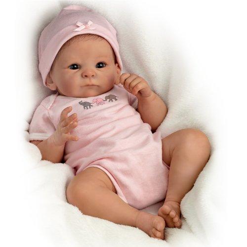 Mein kleines Stupsnäschen Babypuppe