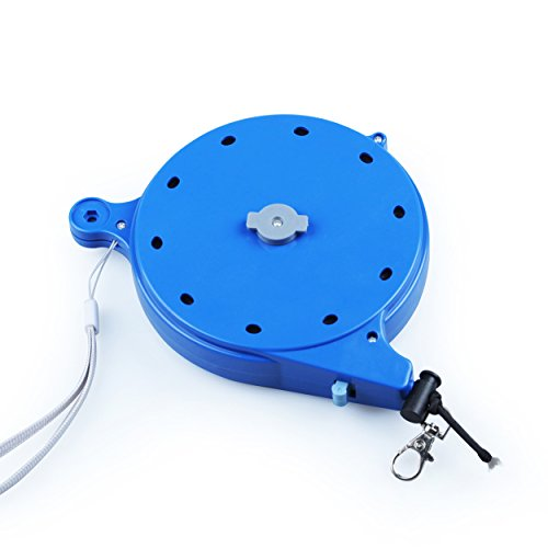 Fishing Lanyards Safety Rope Box Type 20m/40m Automatic Retractable for Walking Fish...