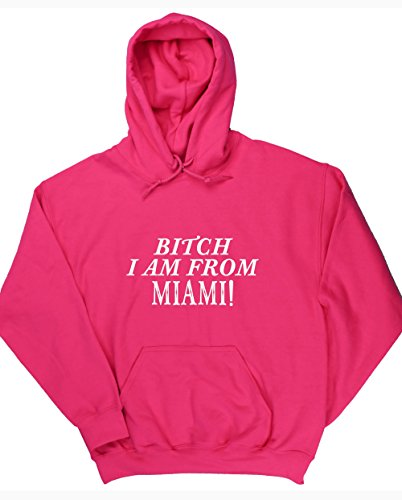 hippowarehouse-bitch-i-am-from-miami-unisex-hoodie-hooded-top