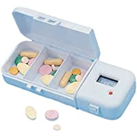 Aidapt VM928 Pillendose mit Erinnerungsalarm preisvergleich bei billige-tabletten.eu