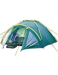 Loftra Zelt Borkum - Tienda de campaña iglú, color multicolor, talla one size