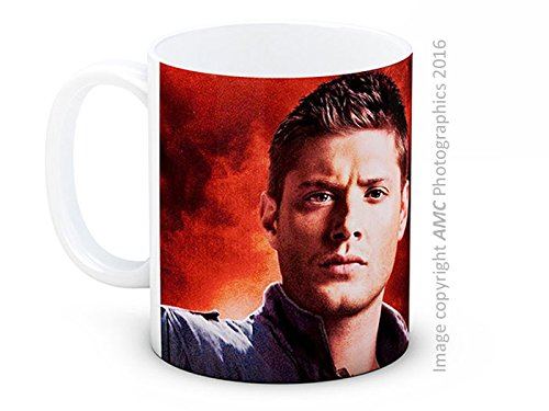 Supernatural-Sam e Dean Winchester-Fan Art di alta qualità tazza