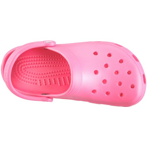 Crocs Classic, Sabots Mixte Adulte Rose (Hot Pink)