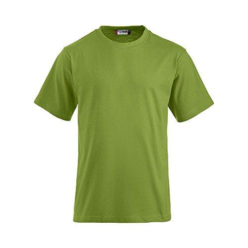 Clique - T-Shirt 'Classic-T' - bis Gr. 6XL hellgrün (67)