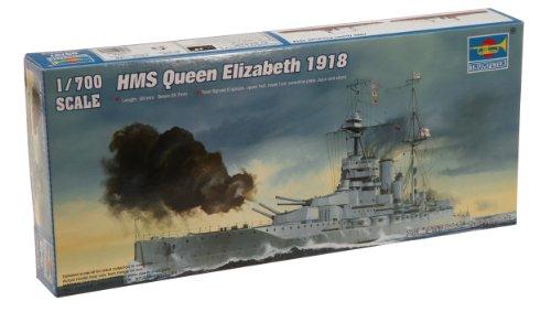 Trumpeter 05797 Modellbausatz HMS Queen Elizabeth 1918