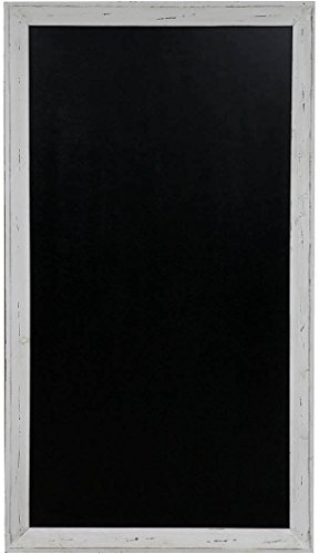 vertical-horizontal-wall-board-with-wooden-frame-90-x-3-x-160-cm-antique-white-finish