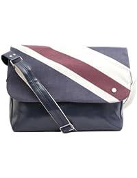 Ben Sherman - Sac business Union print messenger Bag