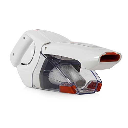 Rechargeable vacuum cleaner - convenience in a compact design