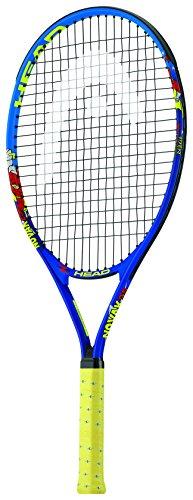 HEAD Kinder Novak Tennisschläger, blau, 25-Inch (8-10 Years)