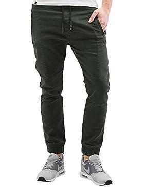 2Y Hombres Pantalones/Pantalón deportivo Leeds